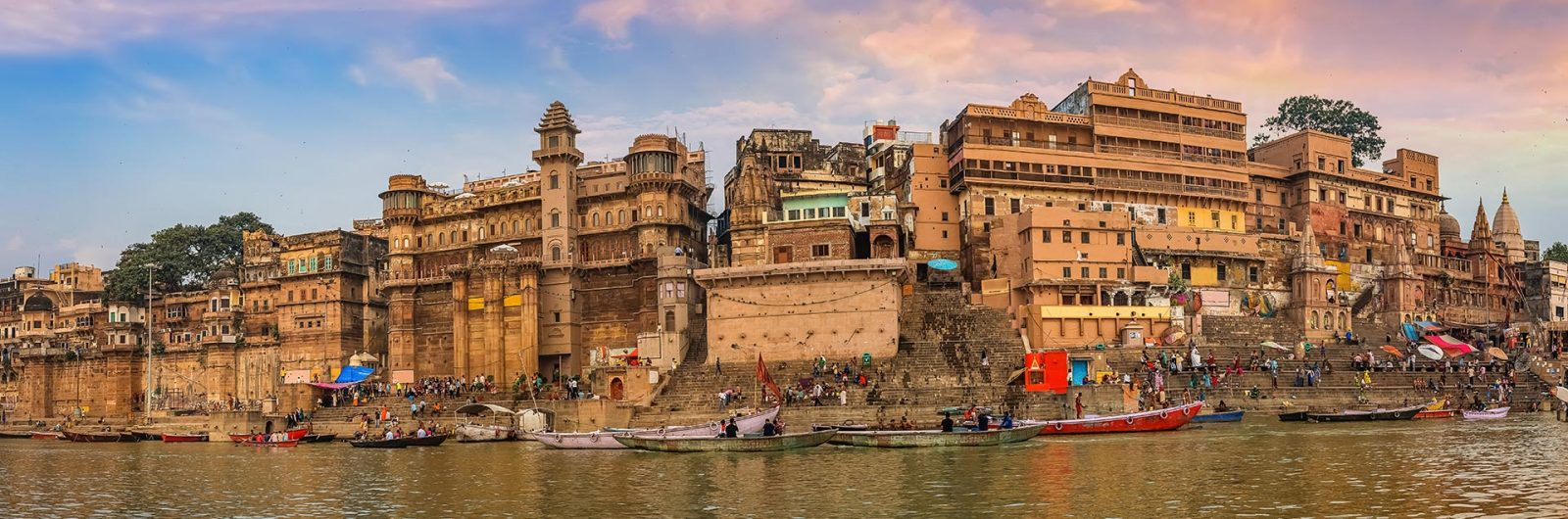 Splendors of India & the Ganges River