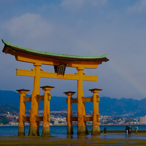 JAPAN – LAND OF THE RISING SUN