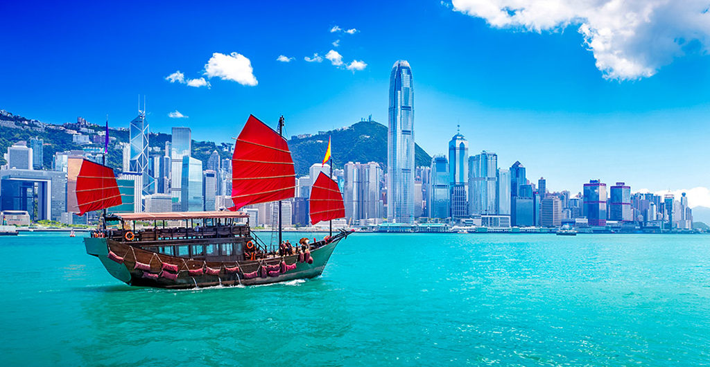HONG KONG TO TOKYO CRUISE 2019