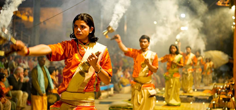 SPLENDORS OF INDIA & THE GANGES RIVER 2018