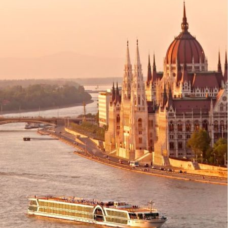 BUDAPEST TO BUCHAREST | DANUBE RIVER