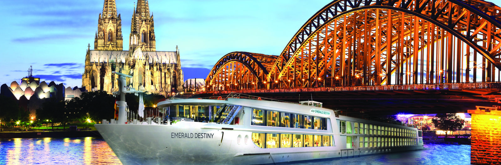 EUROPE RIVERBOATS CRUISE 2019