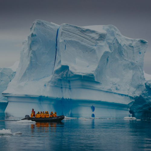 ANTARTICA LUXURY GROUP CRUISE