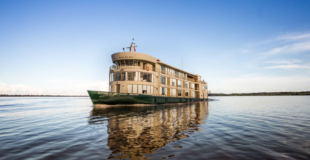 AMAZON CRUISE & MACHU PICCHU EXPEDITION