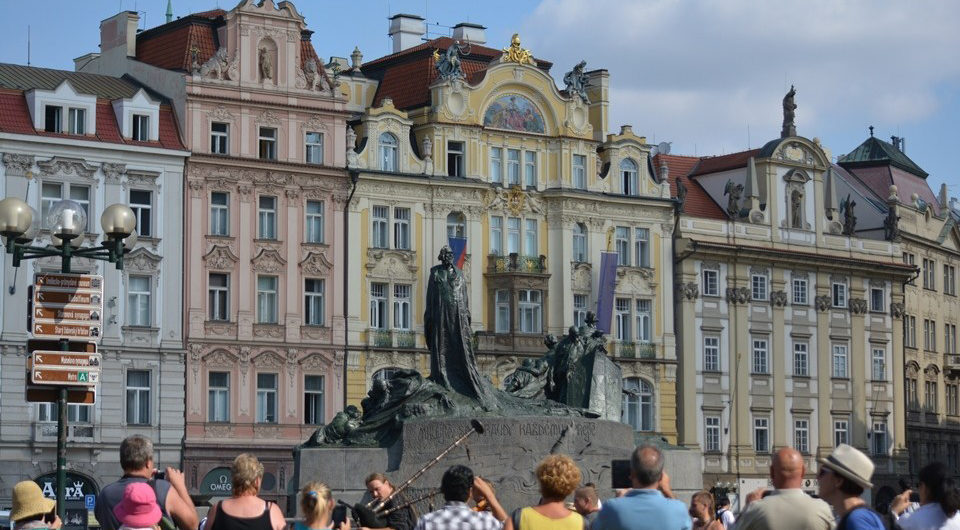 PRAGUE & DANUBE RIVER CRUISE 2020