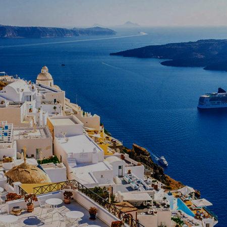 ROME, GREEK ISLES & VENICE CRUISE 2021
