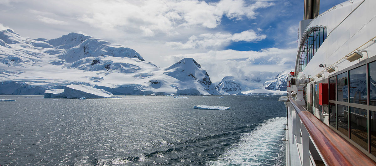 ANTARCTIC CRUISE 2022